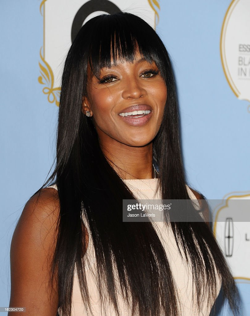 Naomi Campbell attends the 6th annual ESSENCE Black Women In Hollywood awards luncheon at Beverly Hills Hotel on February 21, 2013 in Beverly Hills, California.