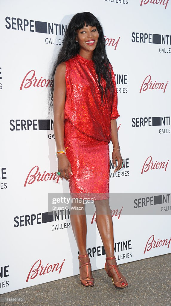 <a gi-track='captionPersonalityLinkClicked' href=/galleries/search?phrase=Naomi+Campbell&family=editorial&specificpeople=171722 ng-click='$event.stopPropagation()'>Naomi Campbell</a> attends the annual Serpentine Galley Summer Party at The Serpentine Gallery on July 1, 2014 in London, England.
