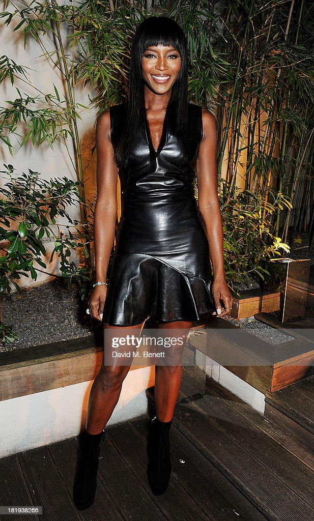 <a gi-track='captionPersonalityLinkClicked' href=/galleries/search?phrase=Naomi+Campbell&family=editorial&specificpeople=171722 ng-click='$event.stopPropagation()'>Naomi Campbell</a> attends the Sky Living rebrand dinner at the Greenhouse Restaurant on September 26, 2013 in London, England.