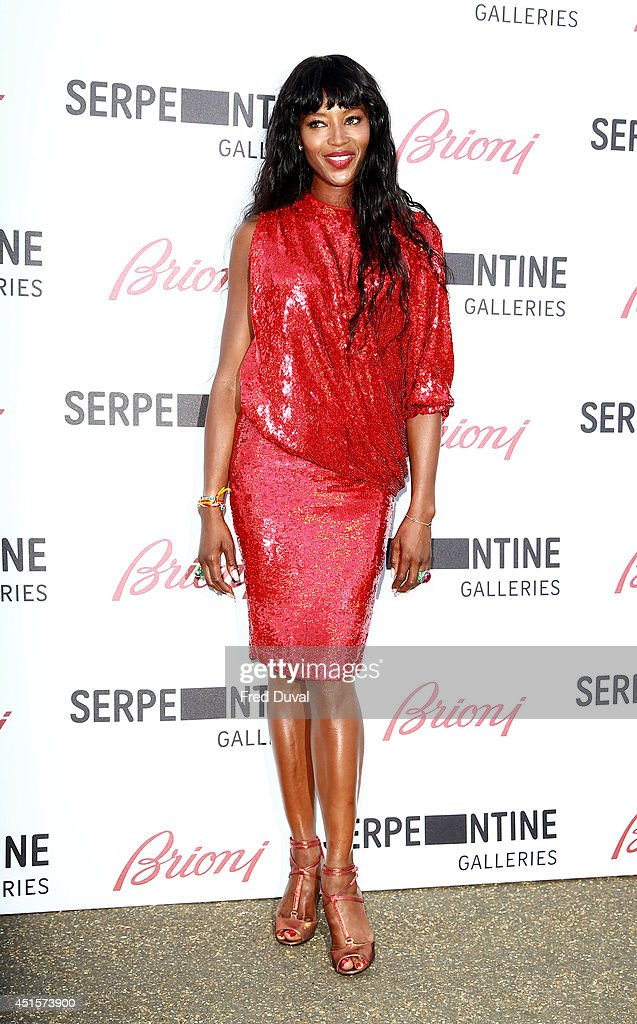 <a gi-track='captionPersonalityLinkClicked' href=/galleries/search?phrase=Naomi+Campbell&family=editorial&specificpeople=171722 ng-click='$event.stopPropagation()'>Naomi Campbell</a> attends the The Serpentine Gallery summer party at The Serpentine Gallery on July 1, 2014 in London, England.