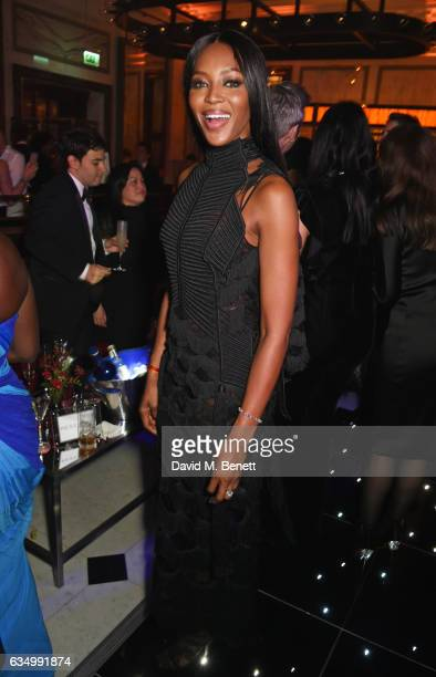 Naomi Campbell attends The Weinstein Company Entertainment Film Distributors Studiocanal 2017 BAFTA After Party in partnership with Ben Sherman Kat...