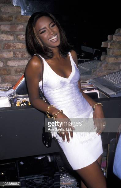Naomi Campbell during Opening Night Party With Jellybean Benitez at La Palace de Beaute in New York City New York United States