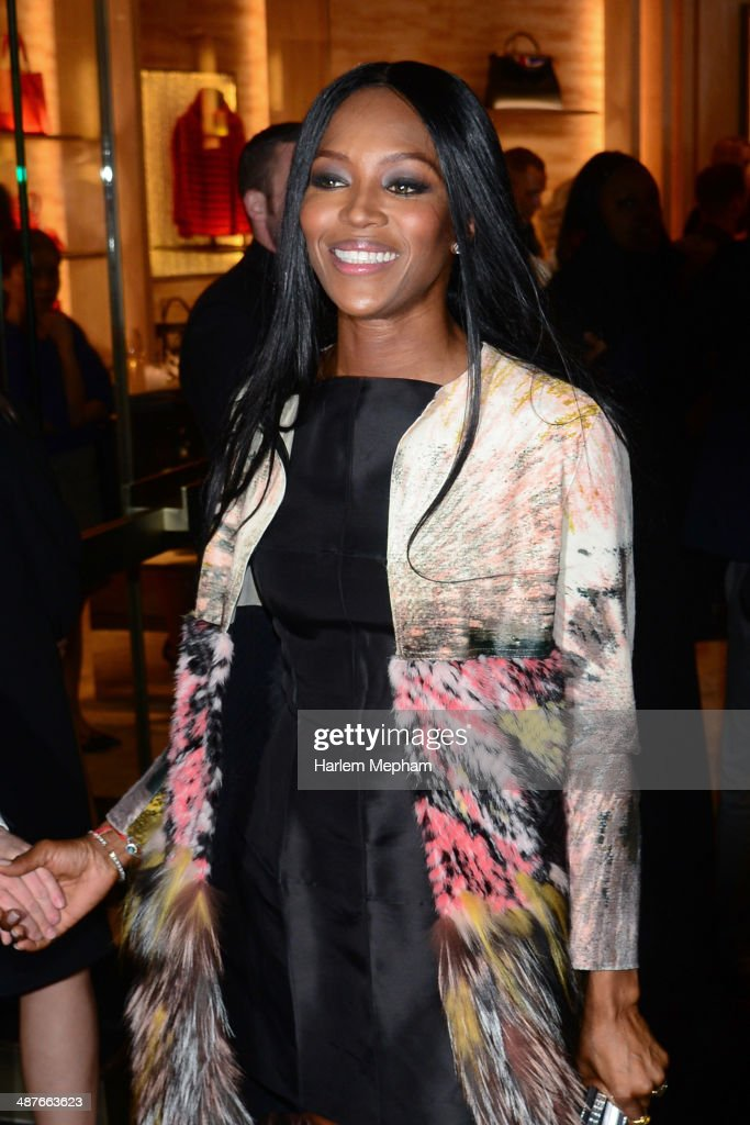 <a gi-track='captionPersonalityLinkClicked' href=/galleries/search?phrase=Naomi+Campbell&family=editorial&specificpeople=171722 ng-click='$event.stopPropagation()'>Naomi Campbell</a> leaves Fendi store opening on May 1, 2014 in London, England.