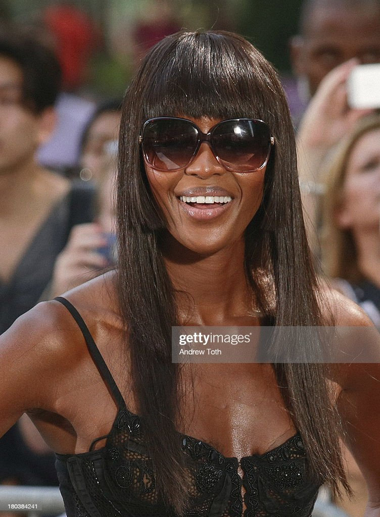 <a gi-track='captionPersonalityLinkClicked' href=/galleries/search?phrase=Naomi+Campbell&family=editorial&specificpeople=171722 ng-click='$event.stopPropagation()'>Naomi Campbell</a> models in the 'The Face' Season 2 Pop Up Fashion Show at Bryant Park on September 11, 2013 in New York City.