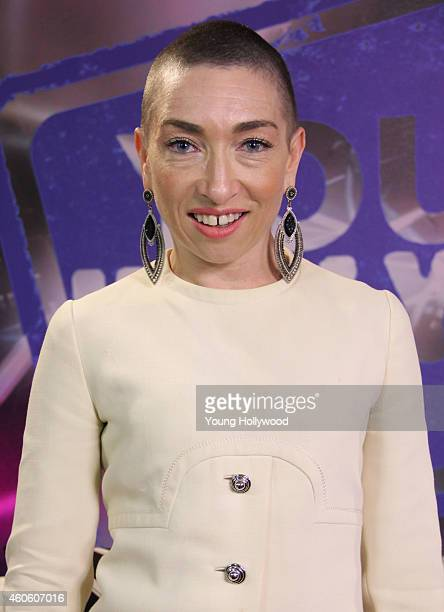 Naomi Grossman visits the Young Hollywood Studio on December 17 2014 in Los Angeles California