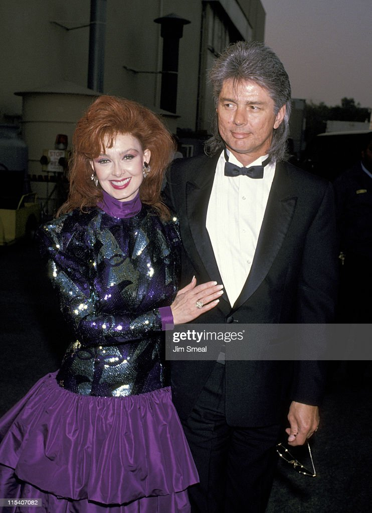 <a gi-track='captionPersonalityLinkClicked' href=/galleries/search?phrase=Naomi+Judd&family=editorial&specificpeople=206795 ng-click='$event.stopPropagation()'>Naomi Judd</a> and Husband Larry Stickland during 34th Annual Academy of Country Music Awards at Universal Ampitheater in Universal City, California, United States.
