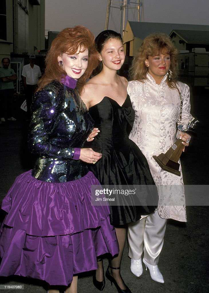 <a gi-track='captionPersonalityLinkClicked' href=/galleries/search?phrase=Naomi+Judd&family=editorial&specificpeople=206795 ng-click='$event.stopPropagation()'>Naomi Judd</a>, <a gi-track='captionPersonalityLinkClicked' href=/galleries/search?phrase=Ashley+Judd&family=editorial&specificpeople=171188 ng-click='$event.stopPropagation()'>Ashley Judd</a> and <a gi-track='captionPersonalityLinkClicked' href=/galleries/search?phrase=Wynonna+Judd&family=editorial&specificpeople=212835 ng-click='$event.stopPropagation()'>Wynonna Judd</a> during 34th Annual Academy of Country Music Awards at Universal Ampitheater in Universal City, California, United States.
