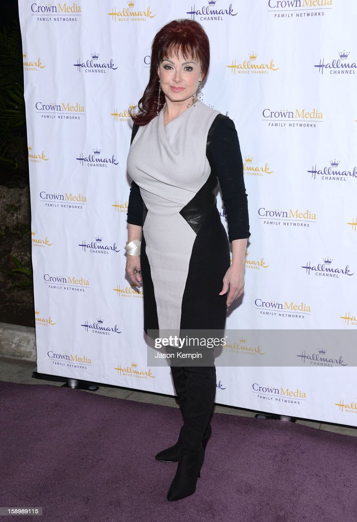 Naomi Judd attends the Hallmark Channel and Hallmark Movie Channel's '2013 Winter TCA' Press Gala at The Huntington Library and Gardens on January 4, 2013 in San Marino, California.