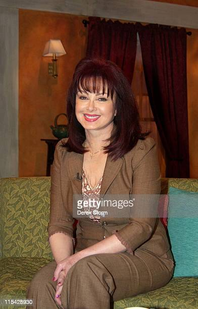 Naomi Judd during Naomi Judd on location for her talk show 'Naomi's New Morning' at Metropolis Studios in New York New York United States