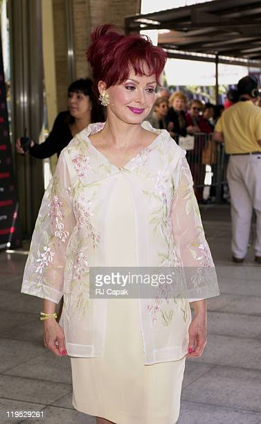 Naomi Judd during Redbook's Mothers Shakers Awards at Avery Fisher Hall in New York City New York United States
