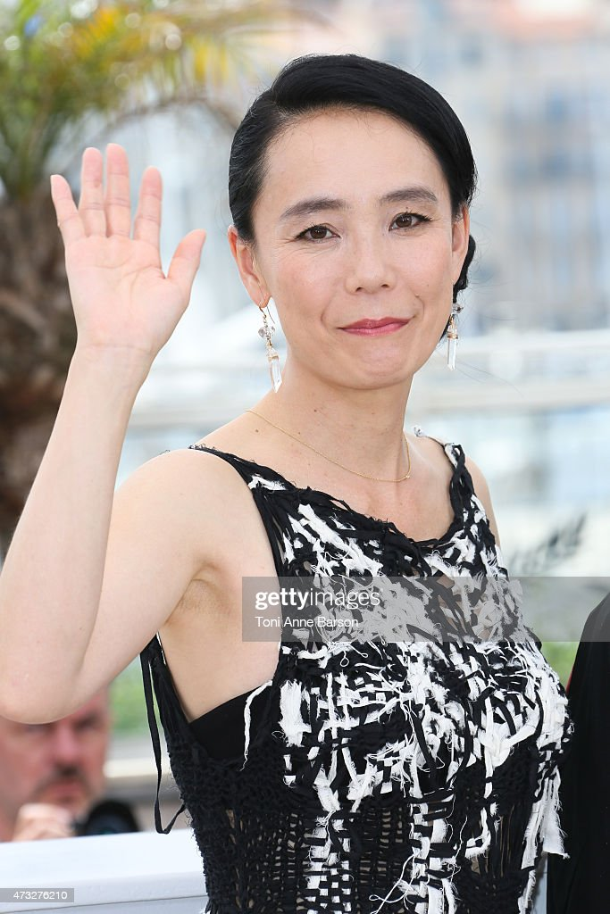 <a gi-track='captionPersonalityLinkClicked' href=/galleries/search?phrase=Naomi+Kawase&family=editorial&specificpeople=3267953 ng-click='$event.stopPropagation()'>Naomi Kawase</a> attends the 'An' photocall during the 68th annual Cannes Film Festival on May 14, 2015 in Cannes, France.