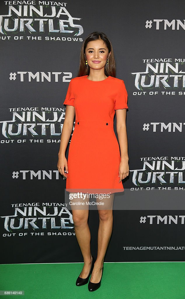 Naomi Sequeira arrives ahead of the Australian premiere of Teenage Mutant Ninja Turtles 2 at Event Cinemas George Street on May 29, 2016 in Sydney, Australia.
