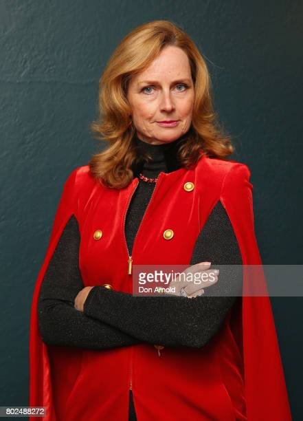 Naomi Simson arrives ahead of The Harry M Miller Group 20th Anniversary Party on June 28 2017 in Sydney Australia