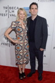 Naomi Watts and Matt Dillion attend the screening of 'Sunlight Jr' during the 2013 Tribeca Film Festival at BMCC Tribeca PAC on April 20 2013 in New...