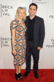 Naomi Watts and Matt Dillon attend the screening of 'Sunlight Jr' during the 2013 Tribeca Film Festival at BMCC Tribeca PAC on April 20 2013 in New...
