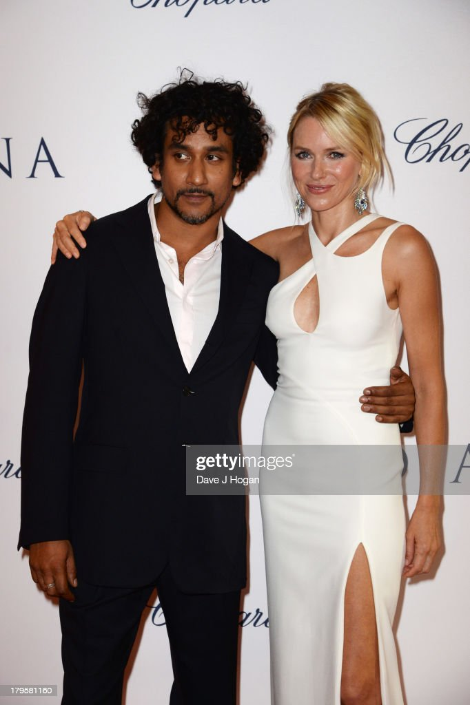 <a gi-track='captionPersonalityLinkClicked' href=/galleries/search?phrase=Naomi+Watts&family=editorial&specificpeople=171723 ng-click='$event.stopPropagation()'>Naomi Watts</a> and Narveen Andrews attend the world premiere of 'Diana' at The Odeon Leicester Square on September 5, 2013 in London, England.