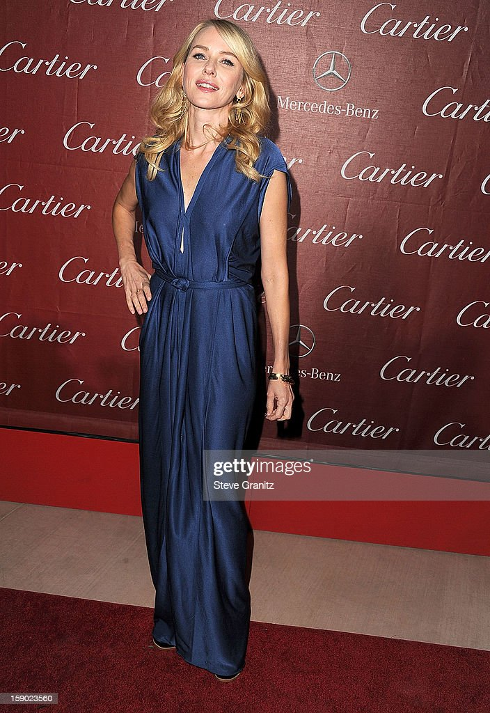 Naomi Watts arrives at the 24th Annual Palm Springs International Film Festival at Palm Springs Convention Center on January 5, 2013 in Palm Springs, California.