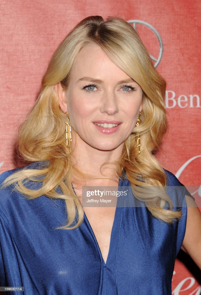 Naomi Watts arrives at the 24th Annual Palm Springs International Film Festival - Awards Gala at Palm Springs Convention Center on January 5, 2013 in Palm Springs, California.