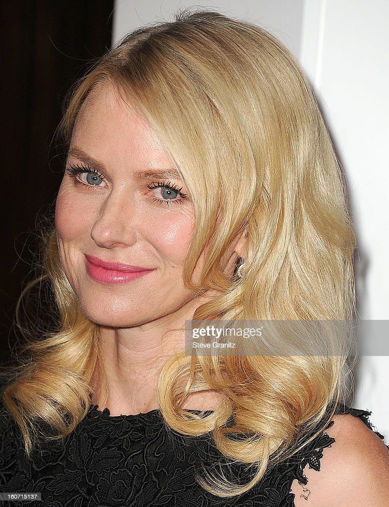 Naomi Watts arrives at the 85th Academy Awards - Nominees Luncheon at The Beverly Hilton Hotel on February 4, 2013 in Beverly Hills, California.