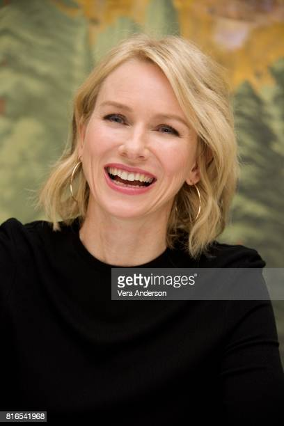 Naomi Watts at 'The Glass Castle' Press Conference at the London Hotel on July 14 2017 in New York City