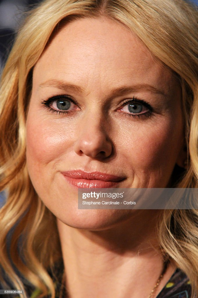 Naomi Watts at the Press conference of 'You will meet a tall dark stranger' at the 63rd Cannes International Film Festival