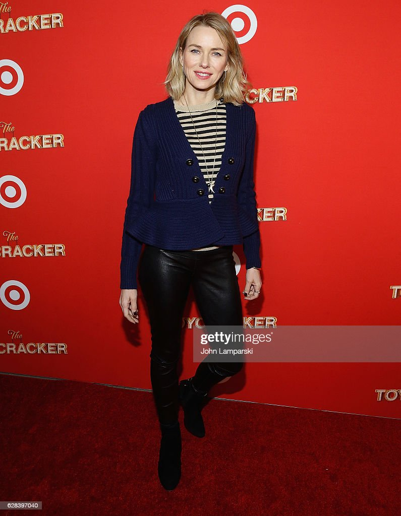 Naomi Watts attends Target's Toycracker Premiere eveaomi Watts nt at Spring Studios on December 7, 2016 in New York City.