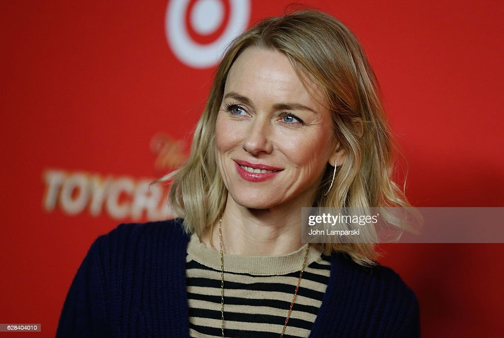 Naomi Watts attends Target's Toycracker Premiere event at Spring Studios on December 7, 2016 in New York City.