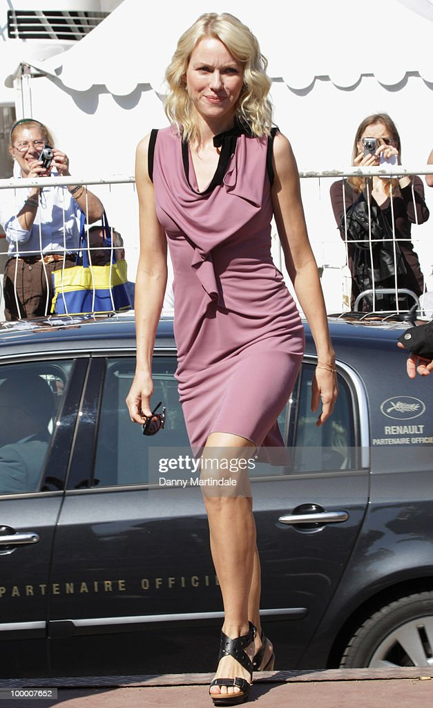 63rd Cannes Film Festival: Celebrity Sightings - Day 9