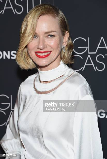 Naomi Watts attends 'The Glass Castle' New York Screening at SVA Theatre on August 9 2017 in New York City