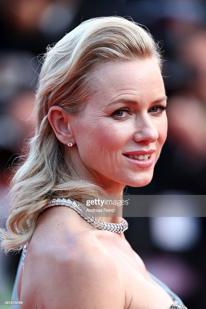 Naomi Watts attends the 'How To Train Your Dragon 2' premiere during the 67th Annual Cannes Film Festival on May 16, 2014 in Cannes, France.