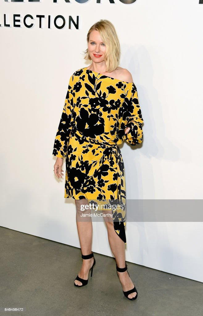 Naomi Watts attends the Michael Kors Collection Spring 2018 Runway Show at Spring Studios on September 13, 2017 in New York City.