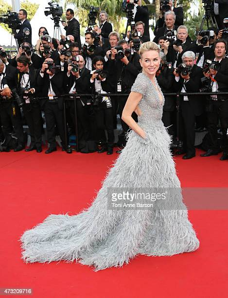Naomi Watts attends the opening ceremony and 'La Tete Haute' premiere during the 68th annual Cannes Film Festival on May 13 2015 in Cannes France