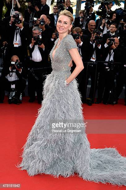 Naomi Watts attends the opening ceremony and premiere of 'La Tete Haute' during the 68th annual Cannes Film Festival on May 13 2015 in Cannes France