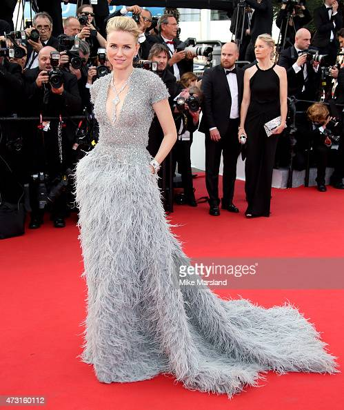 Naomi Watts attends the opening ceremony and premiere of 'La Tete Haute during the 68th annual Cannes Film Festival on May 13 2015 in Cannes France