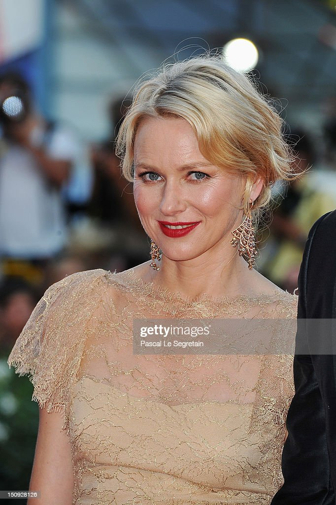 Naomi Watts attends 'The Reluctant Fundamentalist' Premiere And Opening Ceremony during the 69th Venice International Film Festival at Palazzo del Cinema on August 29, 2012 in Venice, Italy.