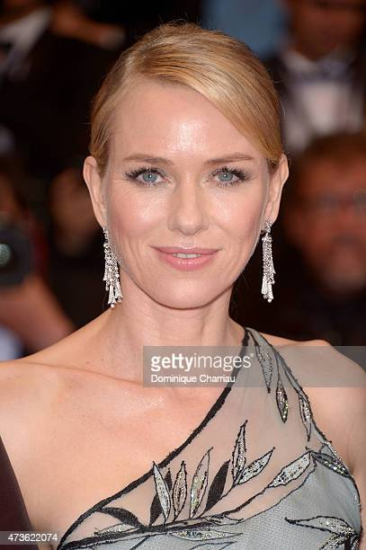 Naomi Watts attends 'The Sea Of Trees' Premiere during the 68th annual Cannes Film Festival on May 16 2015 in Cannes France