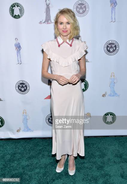 Naomi Watts attends The Turtle Conservancy's 4th Annual Turtle Ball at The Bowery Hotel on April 17 2017 in New York City