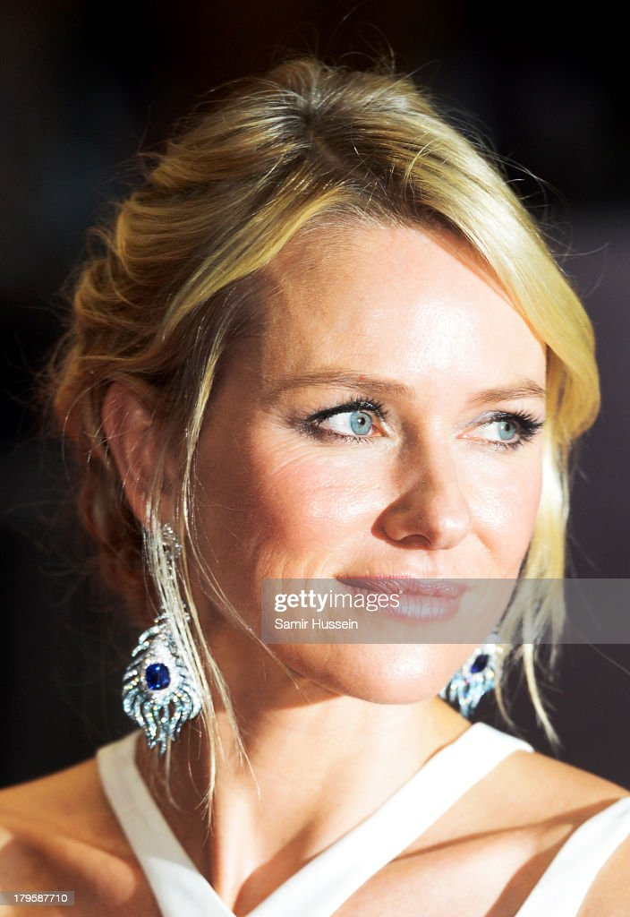<a gi-track='captionPersonalityLinkClicked' href=/galleries/search?phrase=Naomi+Watts&family=editorial&specificpeople=171723 ng-click='$event.stopPropagation()'>Naomi Watts</a> attends the World Premiere of 'Diana' at Odeon Leicester Square on September 5, 2013 in London, England.