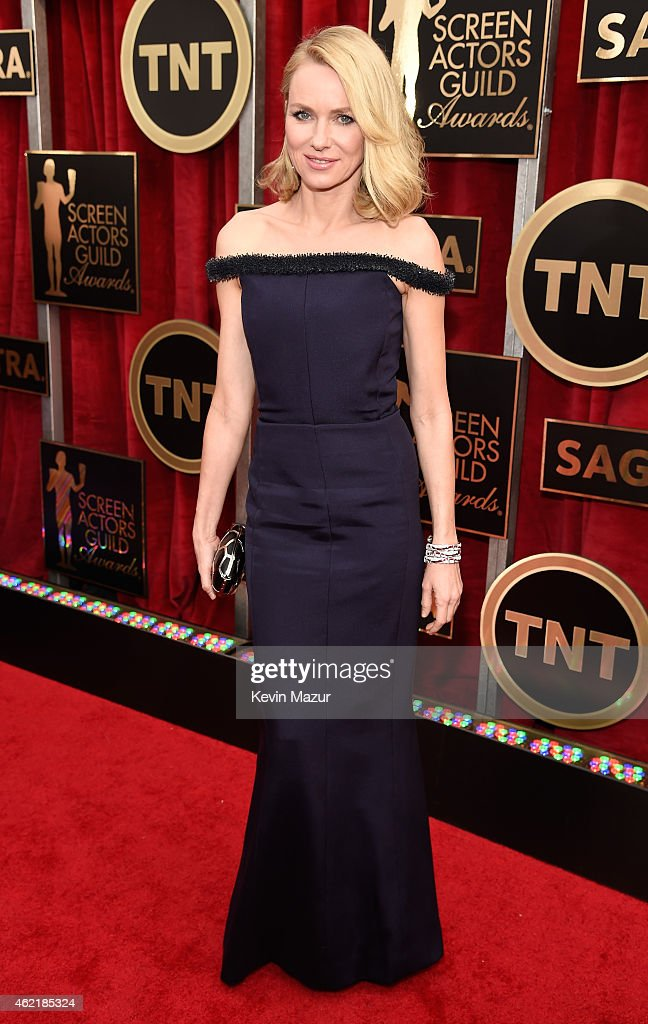 Naomi Watts attends TNT's 21st Annual Screen Actors Guild Awards at The Shrine Auditorium on January 25 2015 in Los Angeles California 25184_016