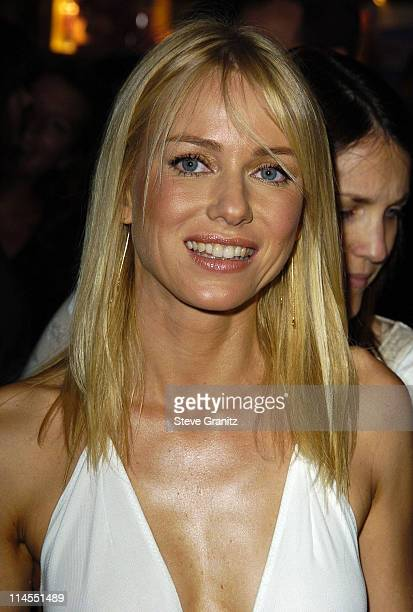 Naomi Watts during 'I Heart Huckabees' Los Angeles Premiere Arrivals at The Grove in Hollywood California United States