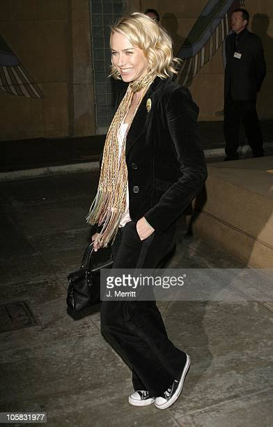 Naomi Watts during The American Cinematheque Presents a Special Screening of '21 Grams' at Egyptian Theatre in Hollywood California United States