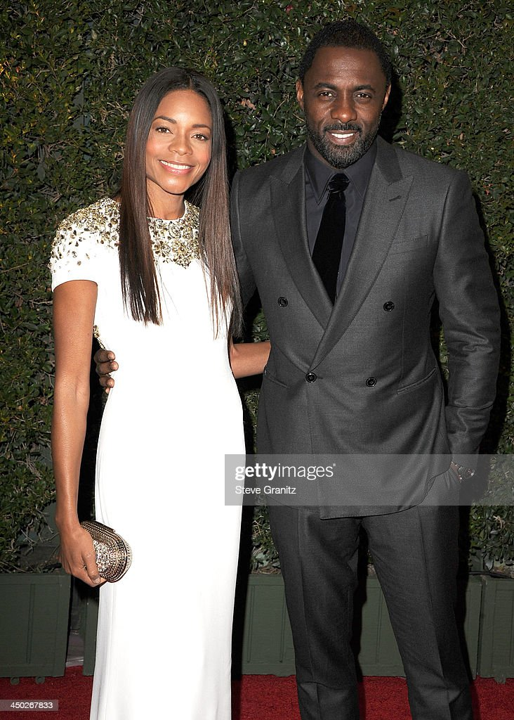 <a gi-track='captionPersonalityLinkClicked' href=/galleries/search?phrase=Naomie+Harris&family=editorial&specificpeople=238918 ng-click='$event.stopPropagation()'>Naomie Harris</a> and <a gi-track='captionPersonalityLinkClicked' href=/galleries/search?phrase=Idris+Elba&family=editorial&specificpeople=215443 ng-click='$event.stopPropagation()'>Idris Elba</a> arrives at the The Board Of Governors Of The Academy Of Motion Picture Arts And Sciences' Governor Awards at Dolby Theatre on November 16, 2013 in Hollywood, California.