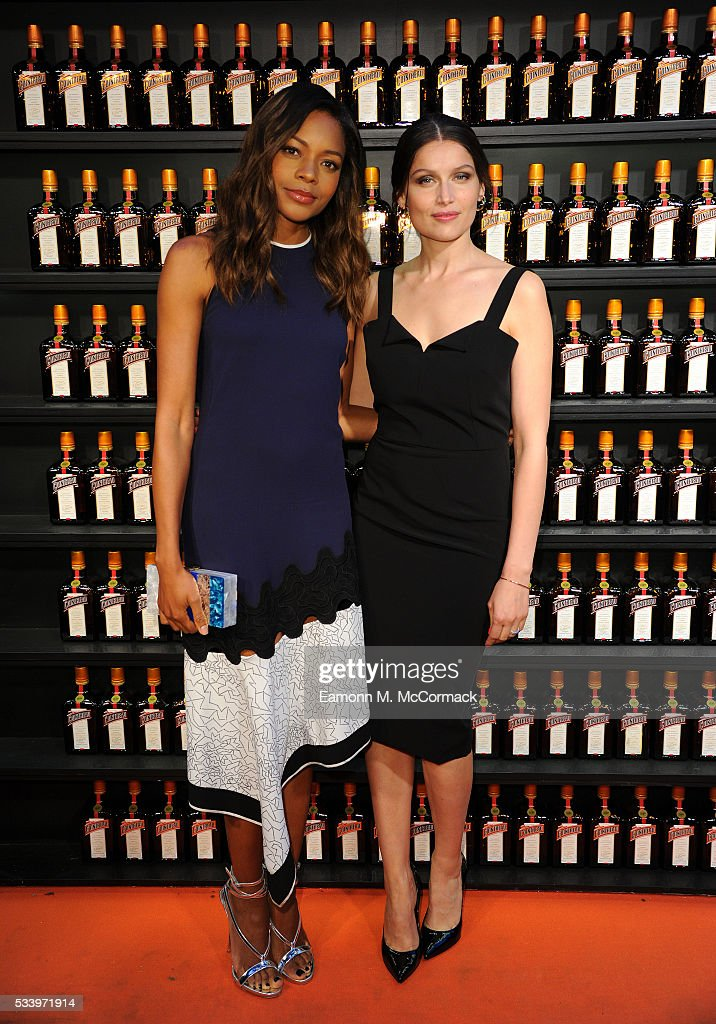 <a gi-track='captionPersonalityLinkClicked' href=/galleries/search?phrase=Naomie+Harris&family=editorial&specificpeople=238918 ng-click='$event.stopPropagation()'>Naomie Harris</a> and <a gi-track='captionPersonalityLinkClicked' href=/galleries/search?phrase=Laetitia+Casta&family=editorial&specificpeople=203075 ng-click='$event.stopPropagation()'>Laetitia Casta</a> arrive for Cointreau Creative Awards at Liberty on May 24, 2016 in London, England.