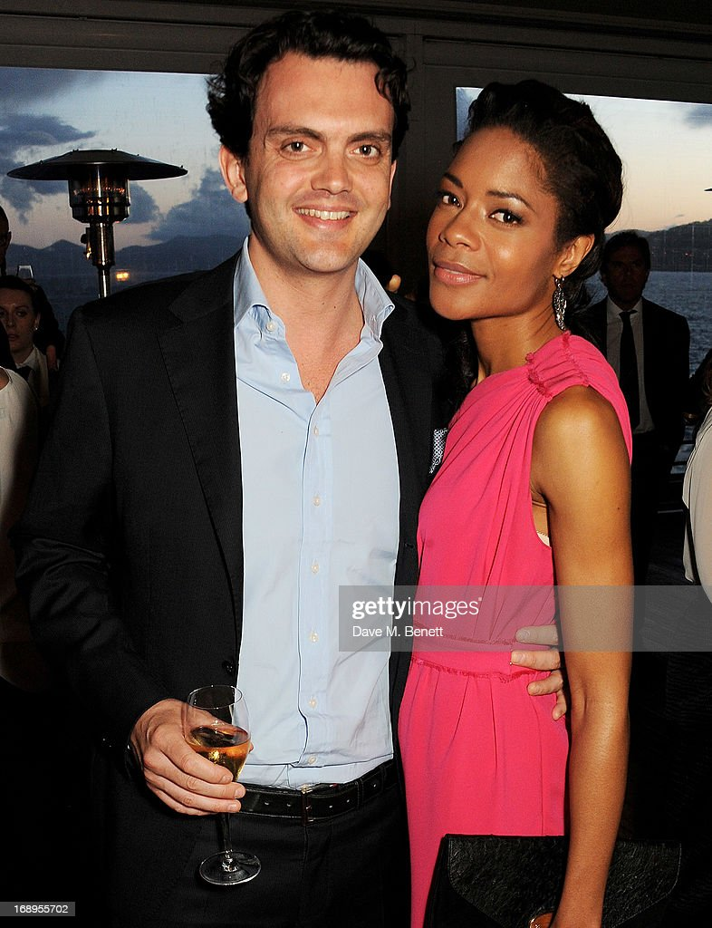 <a gi-track='captionPersonalityLinkClicked' href=/galleries/search?phrase=Naomie+Harris&family=editorial&specificpeople=238918 ng-click='$event.stopPropagation()'>Naomie Harris</a> (R) and Peter Legler attend the annual Finch's Quarterly Review Filmmakers Dinner hosted by Charles Finch, Caroline Scheufele and Nick Foulkes at Hotel Du Cap Eden Roc on May 17, 2013 in Antibes, France.