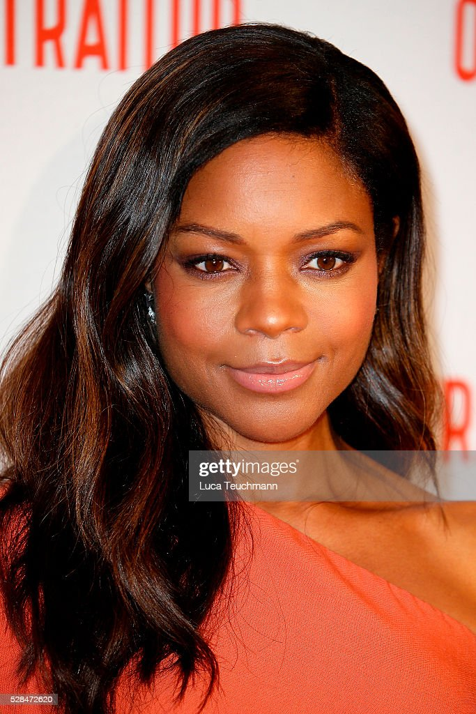 Naomie Harris arrives for the UK Gala of 'Our Kind Of Traitor' at The Curzon Mayfair on May 5, 2016 in London, England.