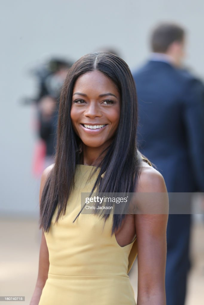 <a gi-track='captionPersonalityLinkClicked' href=/galleries/search?phrase=Naomie+Harris&family=editorial&specificpeople=238918 ng-click='$event.stopPropagation()'>Naomie Harris</a> attends the Burberry Prorsum show at London Fashion Week SS14 at Kensington Gardens on September 16, 2013 in London, England.