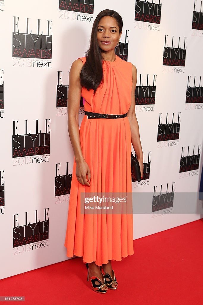 <a gi-track='captionPersonalityLinkClicked' href=/galleries/search?phrase=Naomie+Harris&family=editorial&specificpeople=238918 ng-click='$event.stopPropagation()'>Naomie Harris</a> attends the Elle Style Awards 2013 at The Savoy Hotel on February 11, 2013 in London, England.