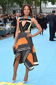 Naomie Harris attends the European Premiere of 'Entourage' at Vue West End on June 9 2015 in London England