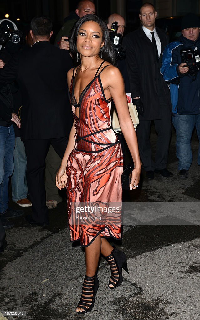 <a gi-track='captionPersonalityLinkClicked' href=/galleries/search?phrase=Naomie+Harris&family=editorial&specificpeople=238918 ng-click='$event.stopPropagation()'>Naomie Harris</a> attends the Harpers Bazaar Women of the Year Awards at Claridge's Hotel on November 5, 2013 in London, England.