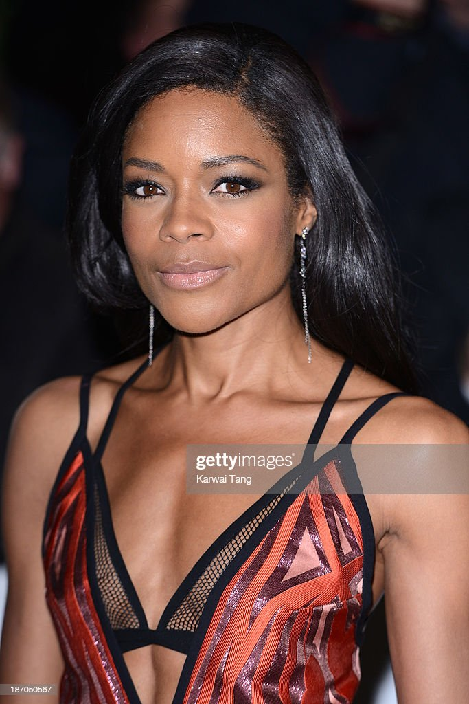 Naomie Harris attends the Harpers Bazaar Women of the Year Awards at Claridge's Hotel on November 5, 2013 in London, England.